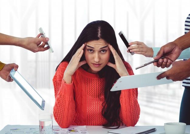 stresshåndtering på arbejdspladsen