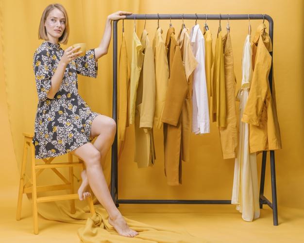 farverige kjoler til store kvinder